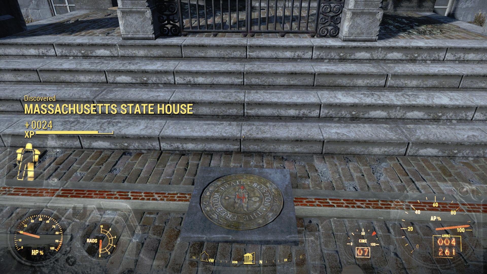 Fallout 4 Railroad 03