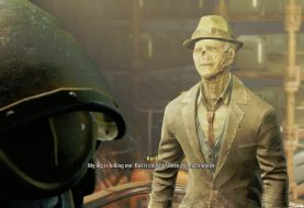 Fallout 4 Guide - Be the Silver Shroud and get free armor upgrades
