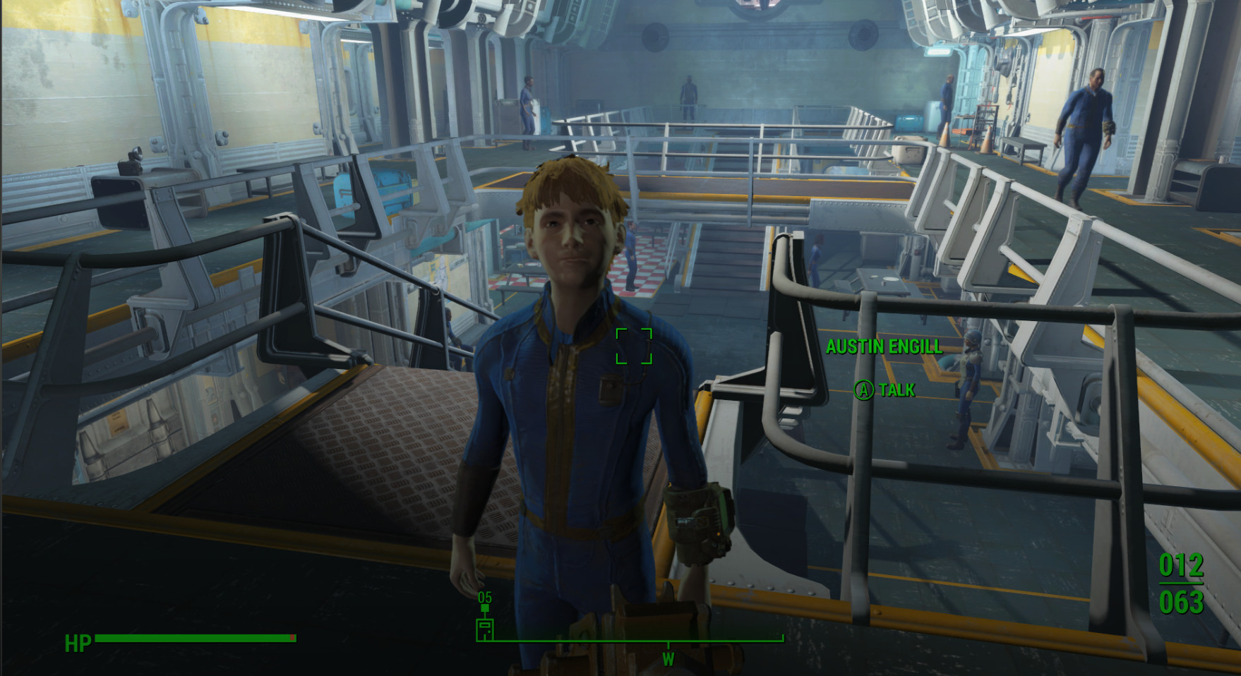 Fallout 4 guide finding vault 81 and getting the syringe for Best house designs fallout 4