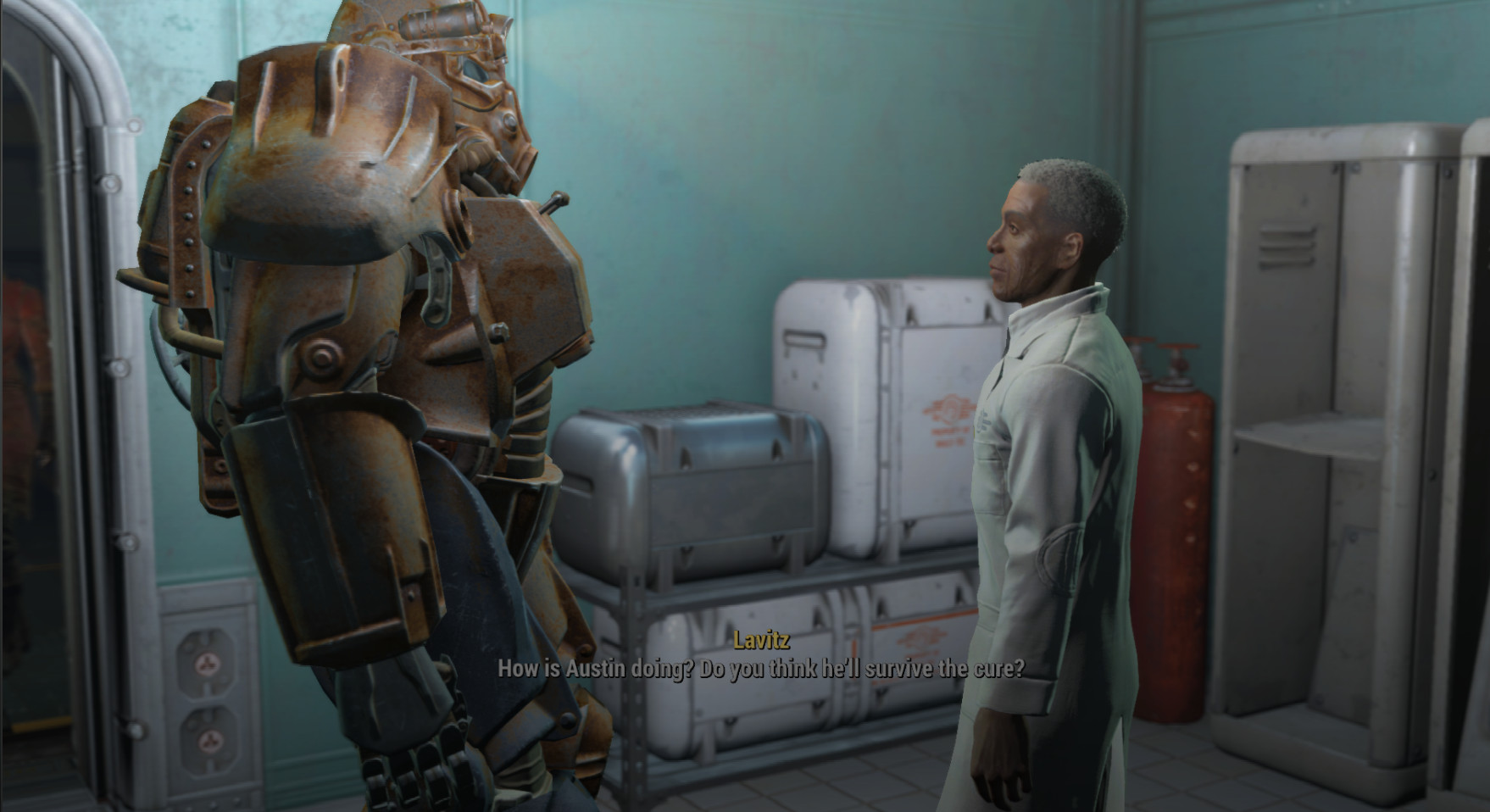 Fallout 4 Vault 81