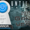Best Horror Game of 2015 – Until Dawn