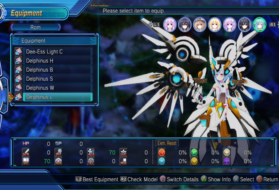 Megadimension Neptunia VII – How to Easily Get 25 Million Credits