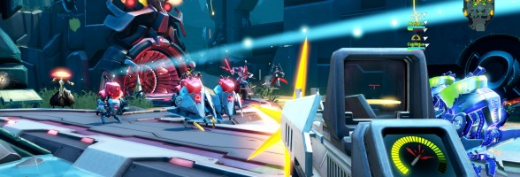 Battleborn Not Getting Anymore Updates After Fall 2017
