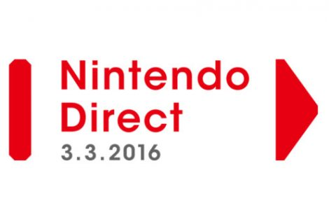 Next Nintendo Direct Broadcast set for March 3