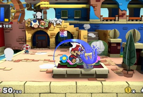 E3 2016: Paper Mario: Color Splash Releases on October 7
