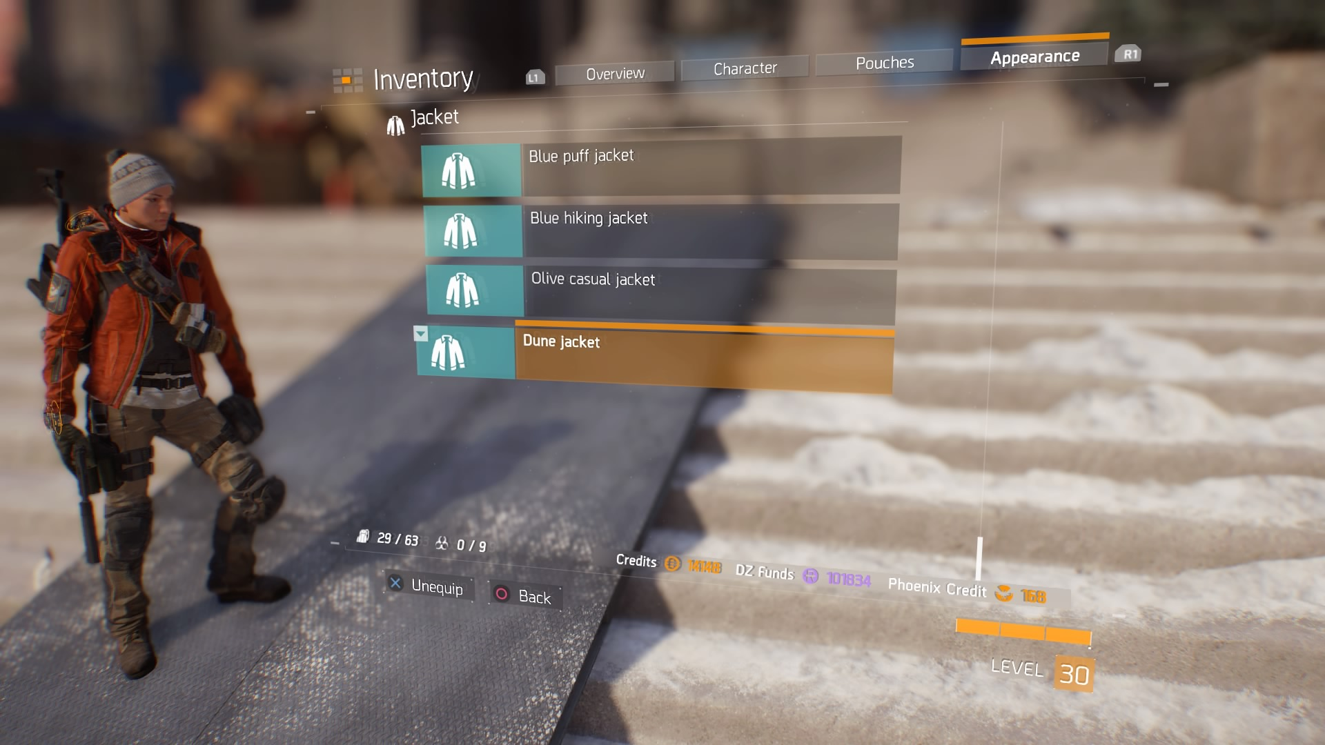 division how to get tier 5 gear