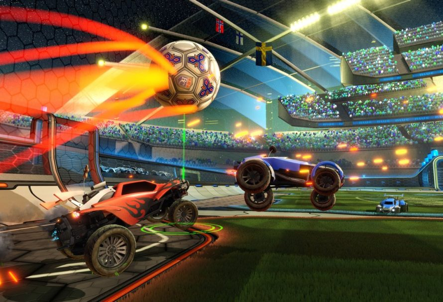 Microsoft Announces Cross-Network Play; Rocket League Will Be Among the First to Feature it