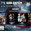 God Eater: Resurrection and God Eater 2 release dates announced; Pre-Order Bonus Detailed