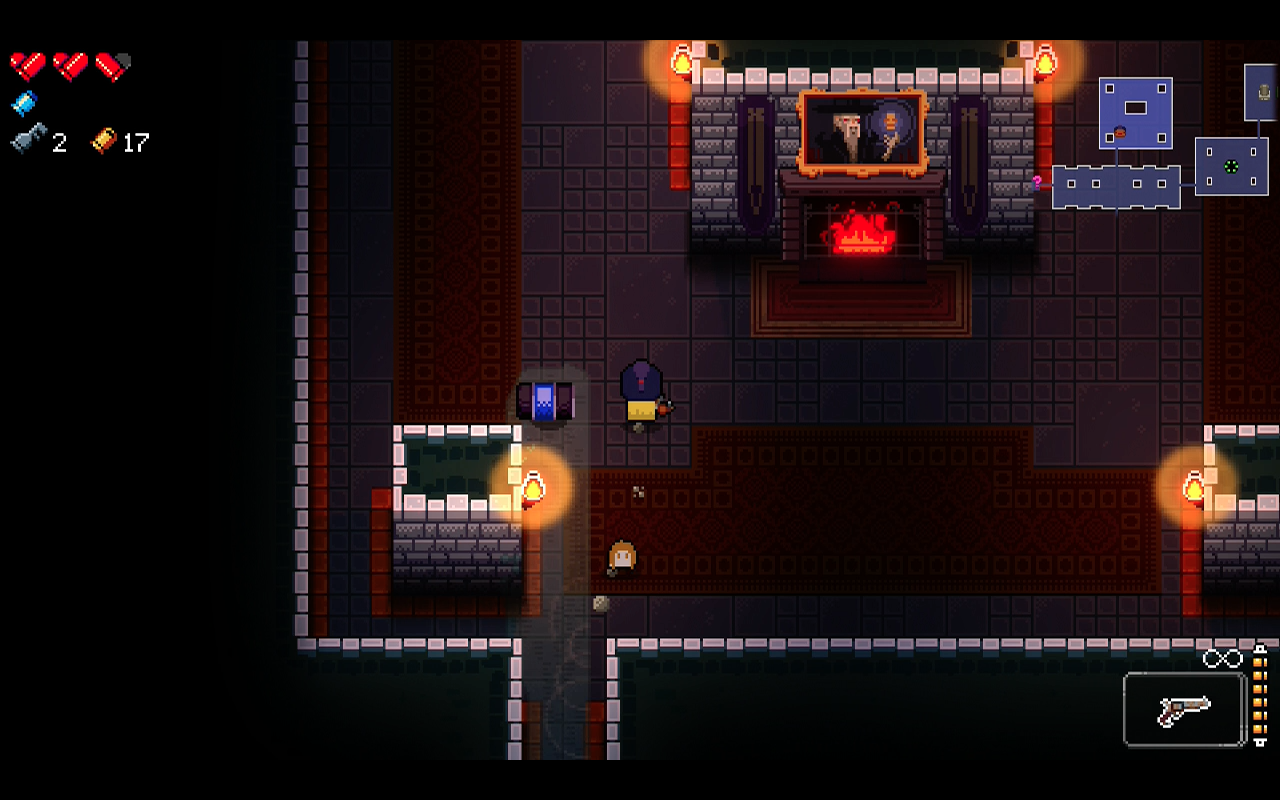 Enter the Gungeon - How to Access the First Hidden Dungeon - Just ...