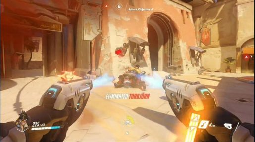 Overwatch short tells of brotherly rivalry