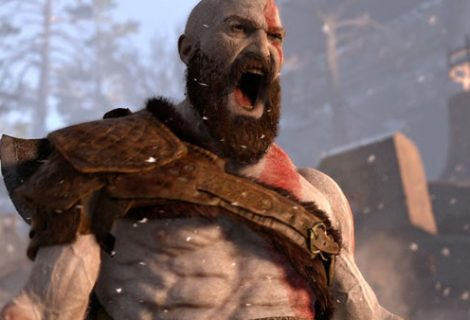 E3 2016: God of War Announced for PS4