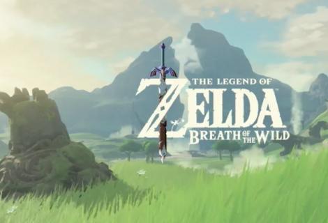E3 2016: Zelda Wii U Formally Named The Legend of Zelda: Breath of the Wild