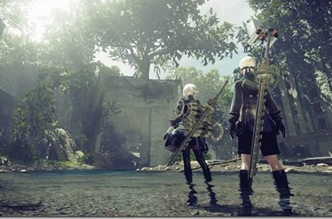 E3 2016: Nier: Automata Pushed Back to 2017; New Trailer Released