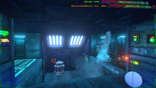 System Shock Remake has been fully funded on Kickstarter
