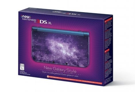Nintendo reveals new Galaxy Style New 3DS XL for $199, pre-orders now available