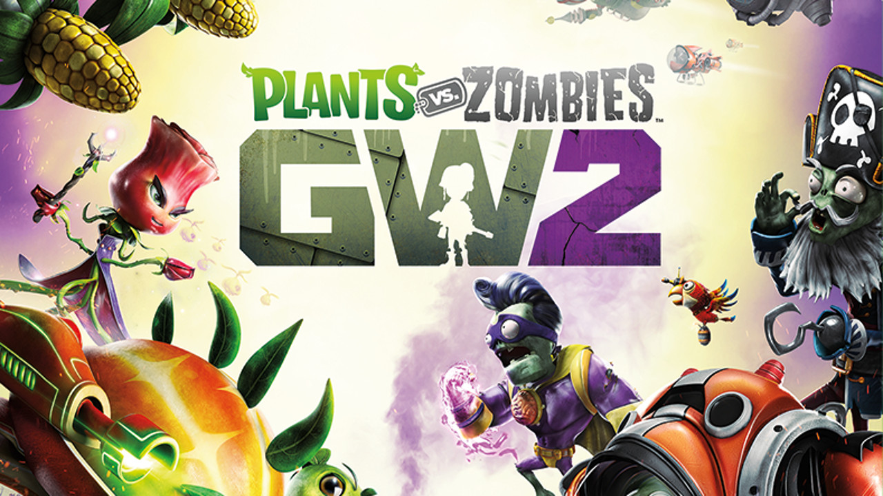 You Can Play Plants vs. Zombies Garden Warfare 2 For Free For 10 Hours - Just Push Start