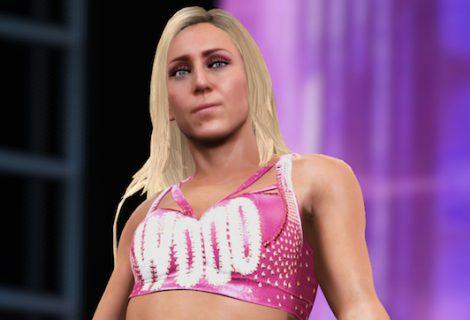 Charlotte vs Bayley WWE 2K17 Gameplay Video Released