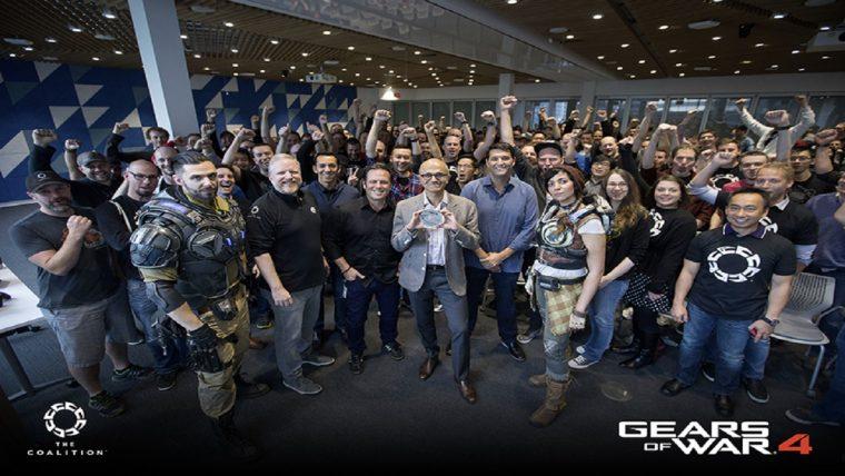Gears 4 release date in Melbourne
