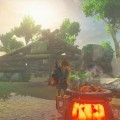 The Legend of Zelda: Breath of the Wild Video Looks At Link Cooking