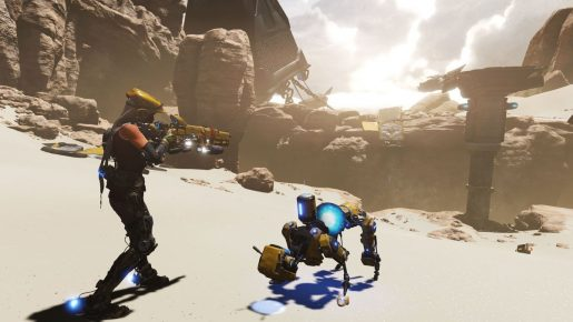ReCore Leaked Screen 3