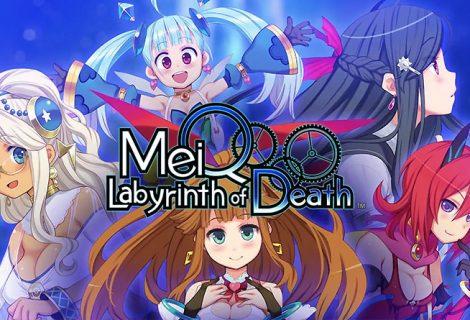 MeiQ: Labyrinth of Death Review