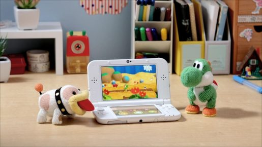 Yoshi's Woolly World coming to 3DS in 2017
