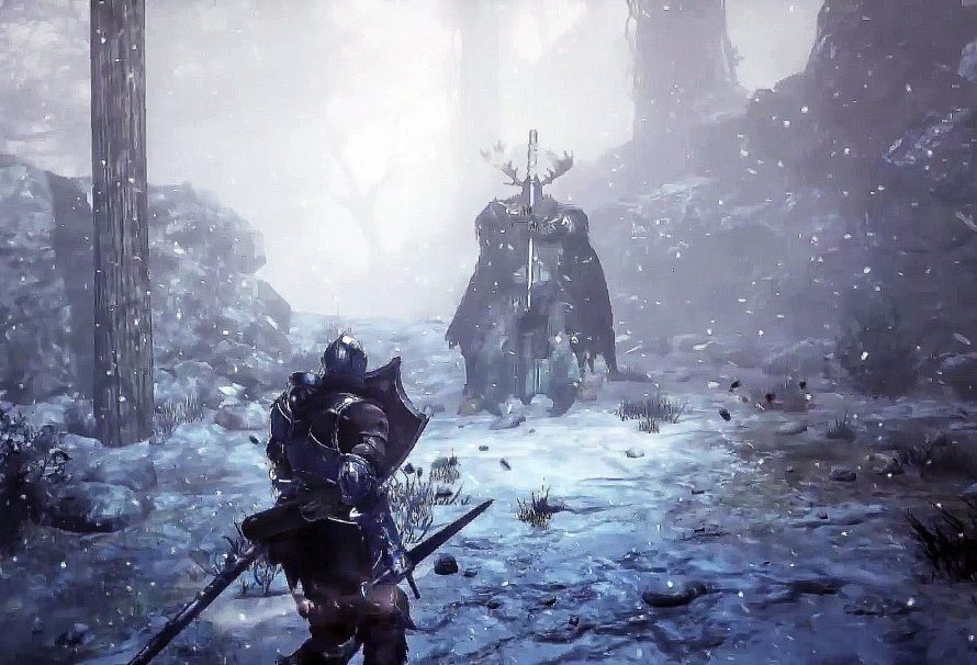 Dark souls iii ashes of ariandel multiplayer pvp trailer