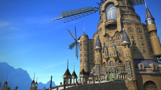 Final Fantasy XIV 3.4 03