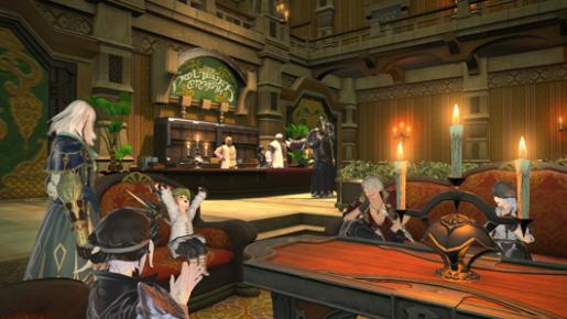 Final Fantasy XIV 3.4 04