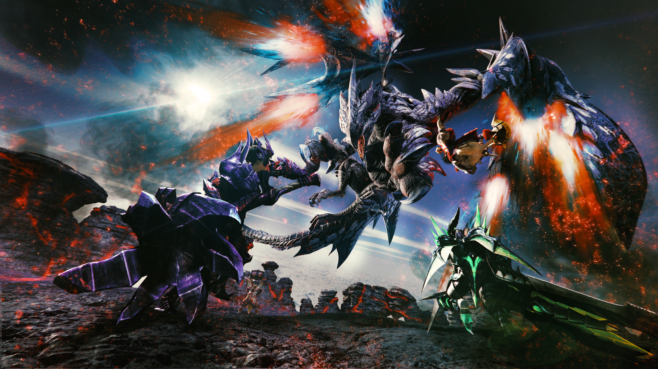 Monster Hunter XX Announced In Direct Video
