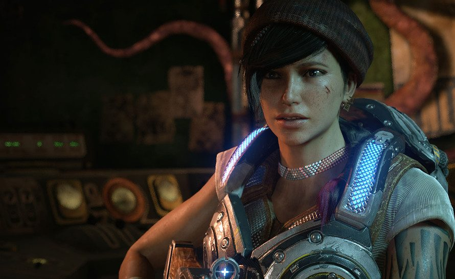 Gears of War 4 To Get New Maps and Xbox One X Support Via New Update