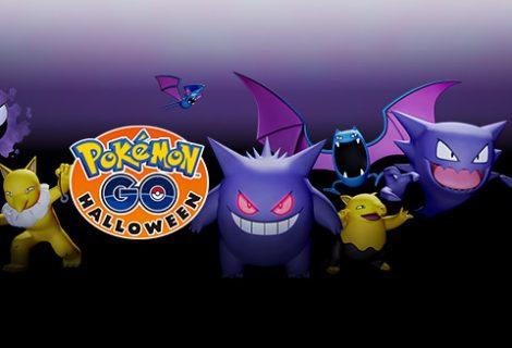 Pokemon Go Halloween Event Has Been Announced