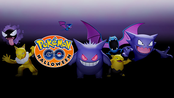 Pokemon Go Halloween Event Has Been Announced - Just Push Start