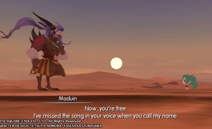World of Final Fantasy – Maduin Unlock Guide