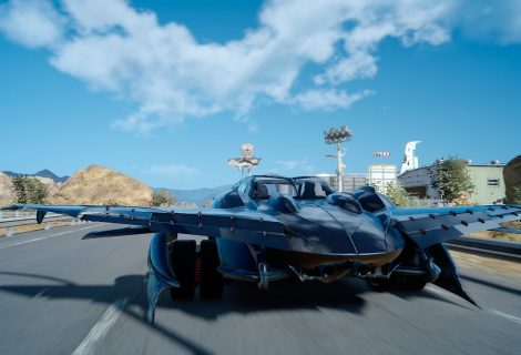 Final Fantasy XV And More Among Amazon's Best Selling Video Games