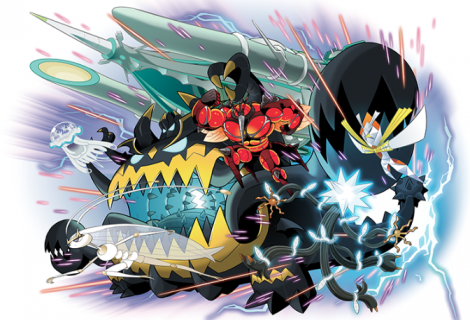 Pokemon Sun & Moon Guide - How to Capture Ultra Beasts