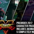 Street Fighter V Second Season Pass Announced; Adds Akuma on December 20