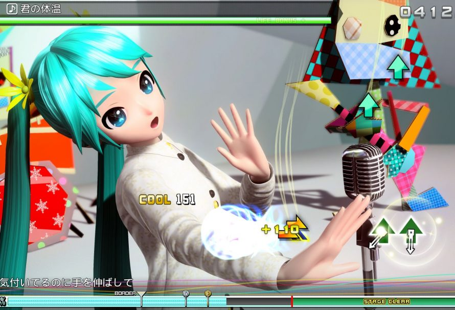 This Week's New Releases 1/8 – 1/14; Hatsune Miku: Project Diva Future Tone