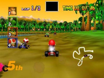 'Mario Kart 64' runs to Wii U in North America starting tomorrow