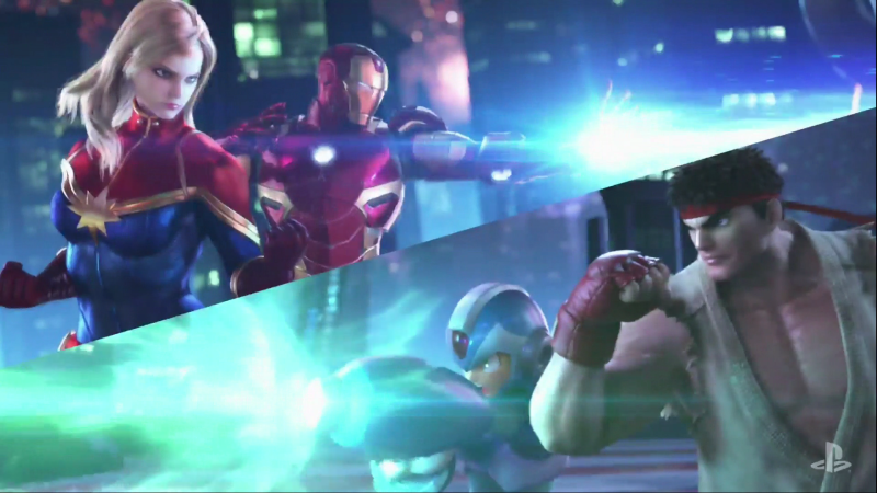 Marvel vs. Capcom Infinite PS4 DLC Bonus Revealed