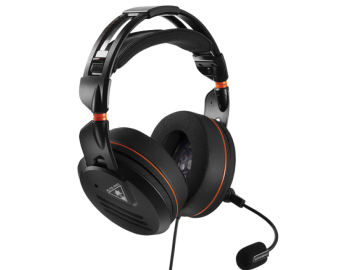 Turtle Beach Elite Pro Gaming Headset Review