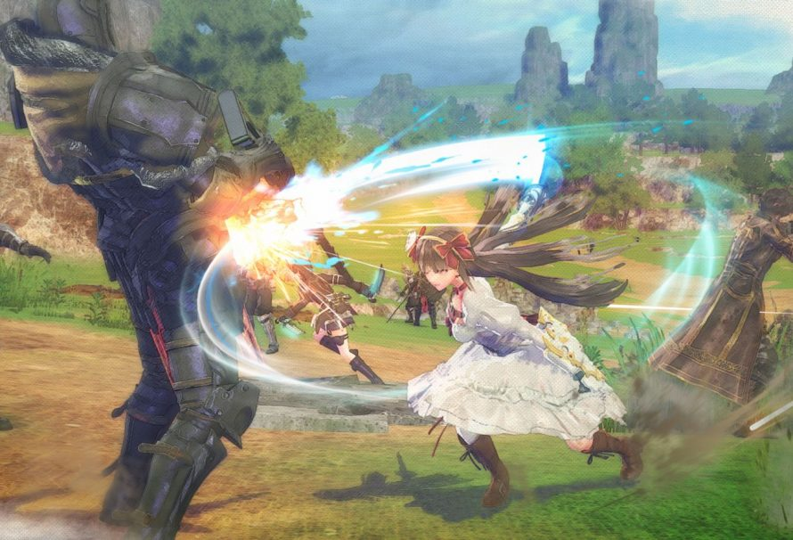 Valkyria Revolution coming to Xbox One in North America in Q2 2017