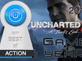 Best Action Game of 2016 – Uncharted 4: A Thief's End