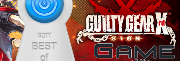 Best Fighting Game of 2016 – Guilty Gear Xrd -Revelator-