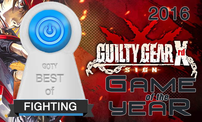 Best Fighting Game of 2016 – Guilty Gear Xrd -Revelator-