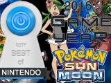 Best Nintendo Game of 2016 – Pokemon Sun and Moon