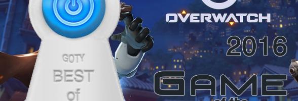 Best Shooter of 2016 – Overwatch