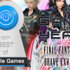 Best Mobile Game of 2016 – Final Fantasy Brave Exvius