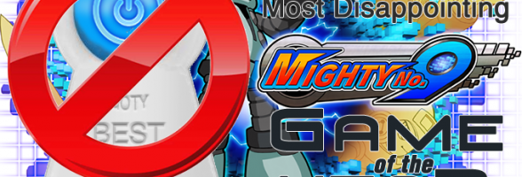 Most Disappointing Game of 2016 – Mighty No. 9