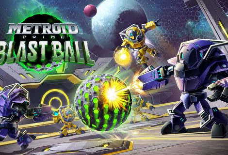 Metroid Prime: Federation Force Blast Ball Demo Servers Going Down